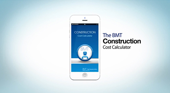 Construction Cost Calculator & App | BMT Tax Depreciation